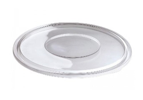 RPET Round Lid to fit 1000ml Pulp Bowls - GM Packaging UK Ltd