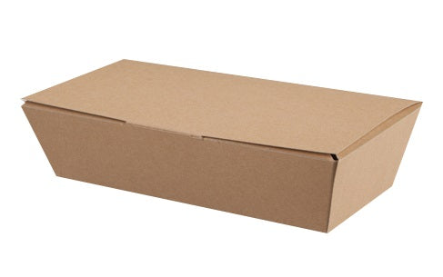 Medium Kraft Food Box/150s
