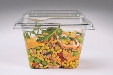 Clip Over Lid to fit 750ml Salad Containers