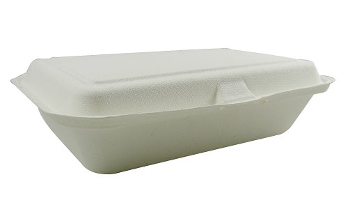 9 inch Bagasse Containers - GM Packaging (UK) Ltd