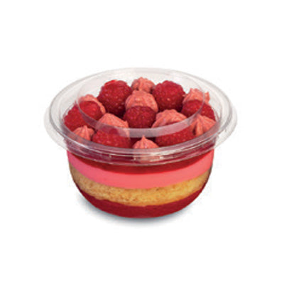 8oz (200ml) Plastic Snacking Pots/800s