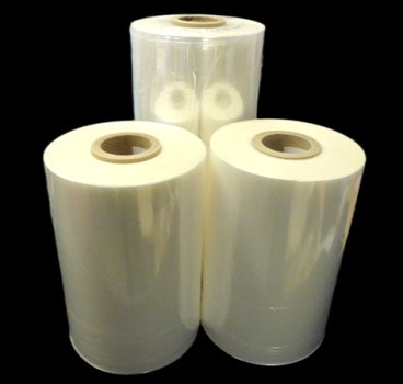 350x700mm 15 micron Polyolefin Wrap Film - GM Packaging (UK) Ltd