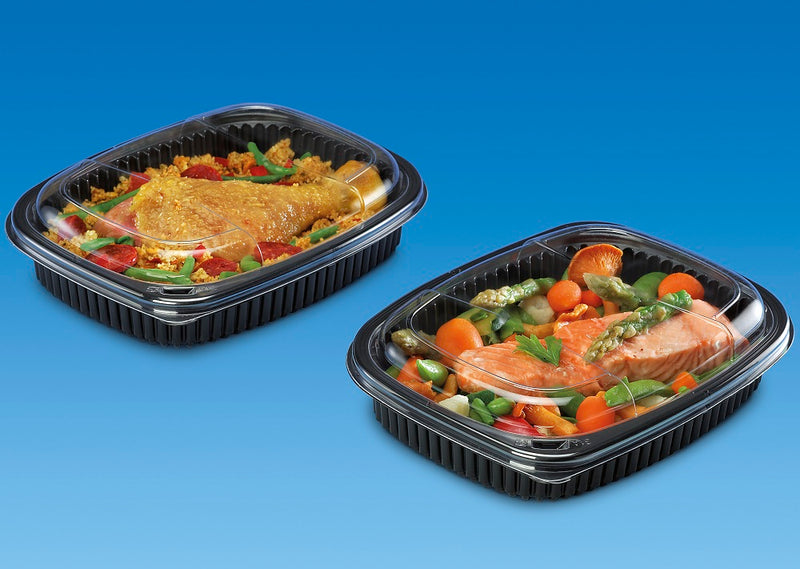 1000ml Microwave Containers - GM Packaging UK Ltd