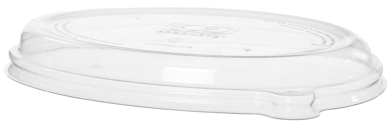 RPET Oval Worldview Lid - GM Packaging (UK) Ltd