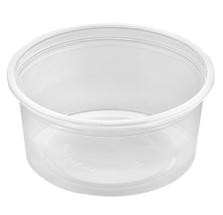 8oz PP Deli Pots - GM Packaging (UK) Ltd