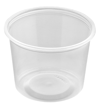 12oz PP Deli Pots - GM Packaging (UK) Ltd