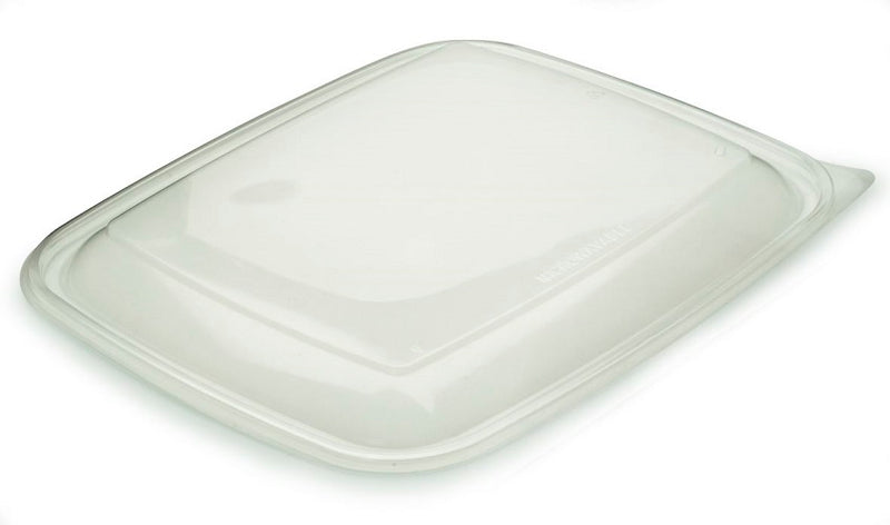 PP Dome Lids to fit 1350ml microwave containers - GM Packaging (UK) Ltd