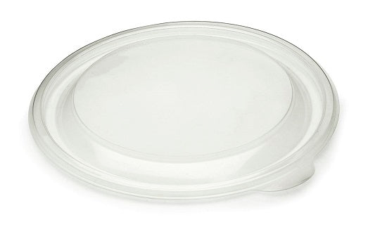 375ml PP Lid to fit Round Black Microwave Bowls - GM Packaging (UK) Ltd