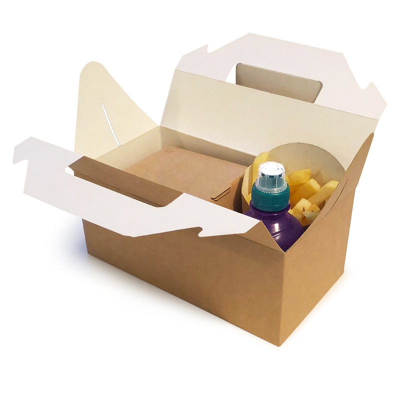 Kraft kids meal box - GM Packaging UK Ltd
