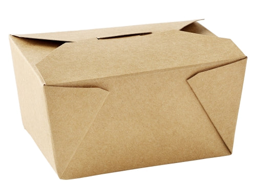 Brown Kraft Food Boxes #1 - GM Packaging (UK) Ltd