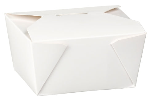 White paper food boxes #1 - GM Packaging (UK) Ltd