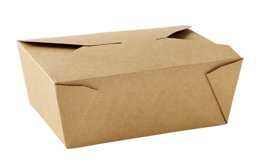 PLASTIC FREE Brown Kraft Food Boxes  #8 - GM Packaging (UK) Ltd