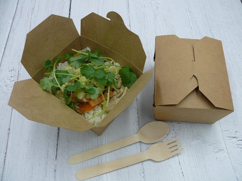 Take Away Food Box #0 - GM Packaging (UK) Ltd