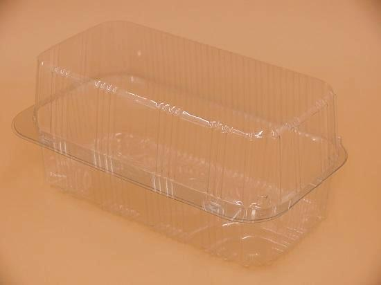 Deep Oblong Cake Container - GM Packaging