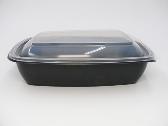 PP Lid to fit 600/900ml Microwave Containers - GM Packaging (UK) Ltd