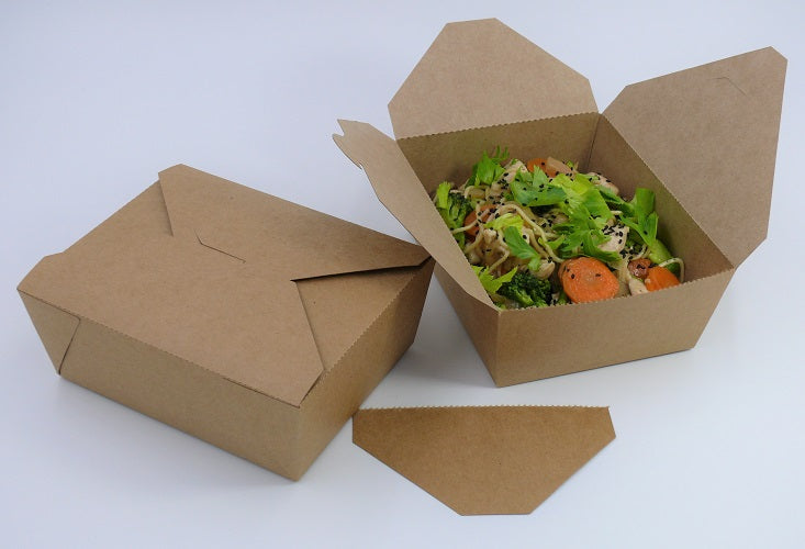 take away food box - GM Packaging UK Ltd