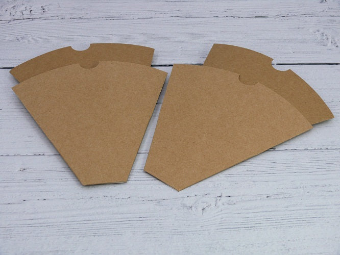 Kraft Paper Crepe Holders - GM Packaging (UK) Ltd