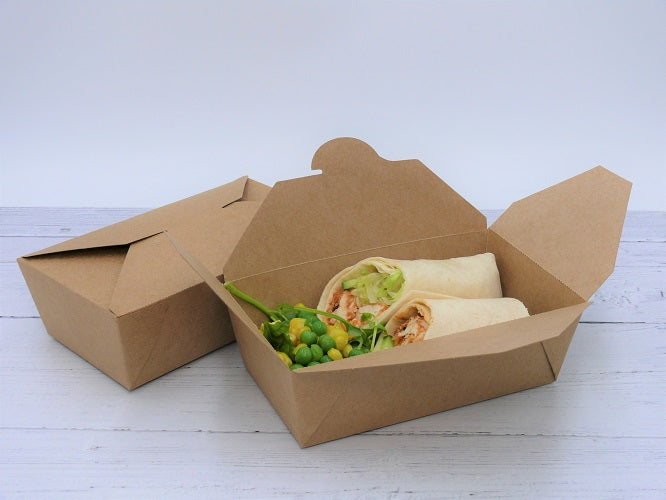 Take Away Box #2 - GM Packaging (UK) Ltd