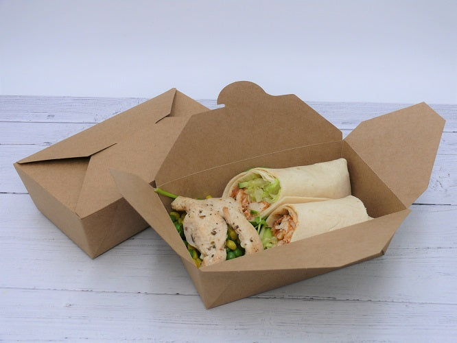 take away food box #2 - GM Packaging UK Ltd
