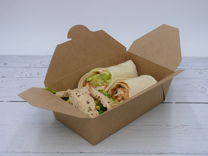 kraft take away food box #2 - GM Packaging UK Ltd