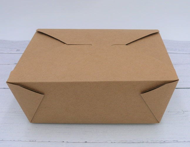 Brown Kraft Food Boxes  #4 - GM Packaging (UK) Ltd