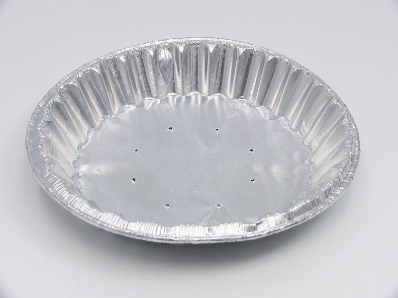 Round Pie Foil Plates - GM Packaging (UK) Ltd