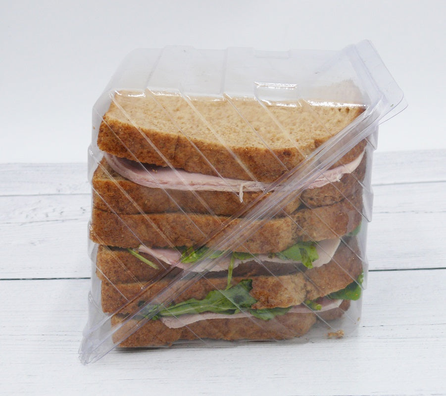 Giant Sandwich Wedge Cube (Hinged) - GM Packaging (UK) Ltd