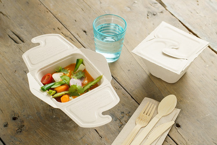 500ml food to go box sabert - GM Packaging UK Ltd