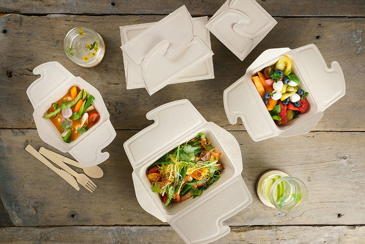 1000ml Meal to go box - GM Packaging (UK) Ltd