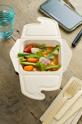 500ml Meal to go box - GM Packaging (UK) Ltd