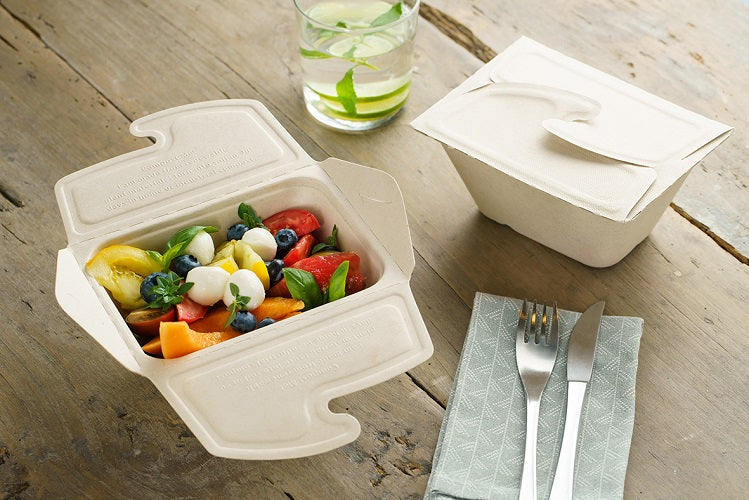 750ml Meal to go box - GM Packaging (UK) Ltd