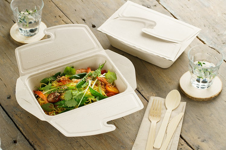 1000ml food to go box sabert - GM Packaging UK Ltd