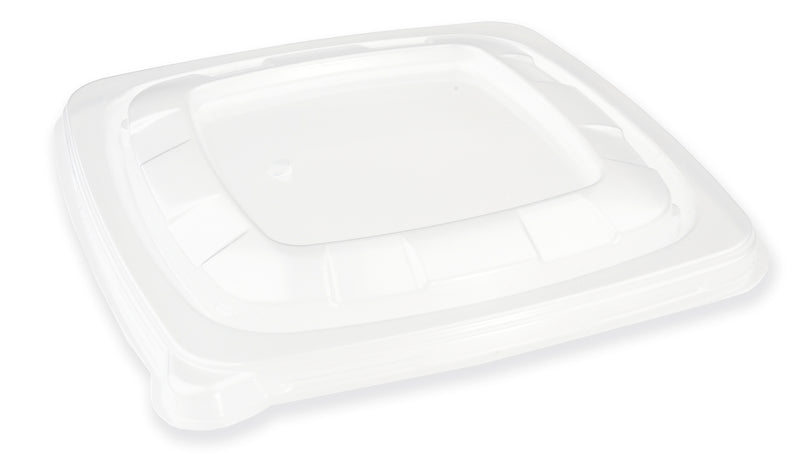 Square Lid to fit 750ml Square Bowls - GM Packaging (UK) Ltd
