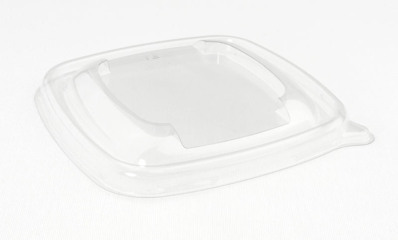 Square Lid to fit 375/500ml Pulp Bowls - GM Packaging (UK) Ltd