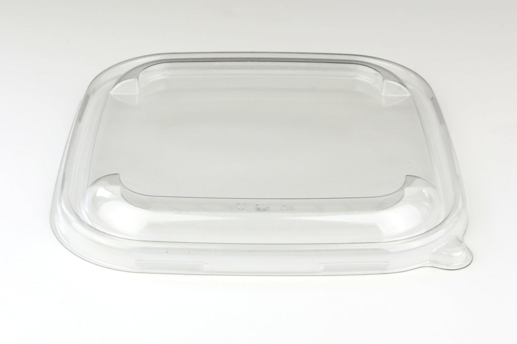 Square Lid to fit 500/750ml Pulp Bowls - GM Packaging (UK) Ltd