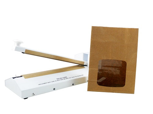 Jaw Sealers - GM Packaging UK Ltd