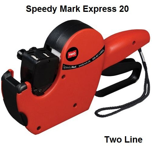 Speedy Mark Express 20 Labeling Gun - GM Packaging UK Ltd
