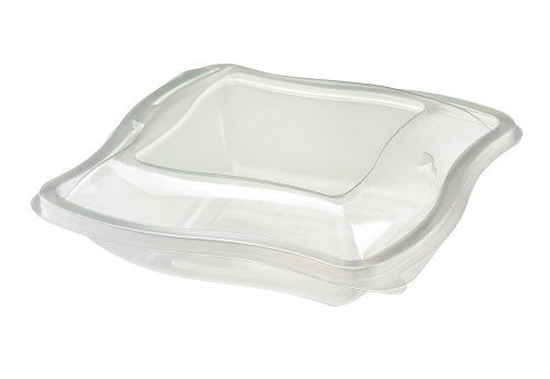 clear wave salad lid - GM Packaging UK Ltd
