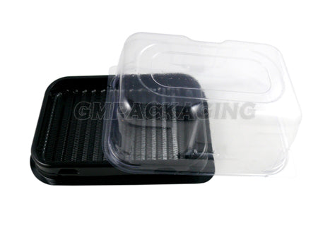 Mini Sandwich Platters with Lids - GM Packaging UK Ltd
