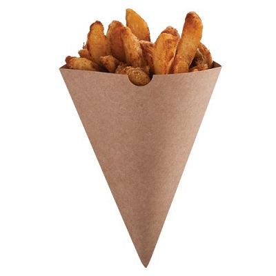 Kraft Food Cones - GM Packaging (UK) Ltd