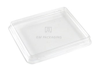Plastic Lid to fit Small Fuzione Containers - GM Packaging (UK) Ltd