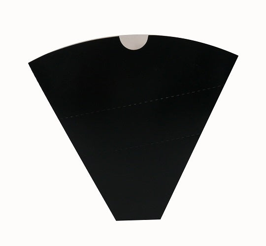 Black Paper Crepe Holders - GM Packaging (UK) Ltd