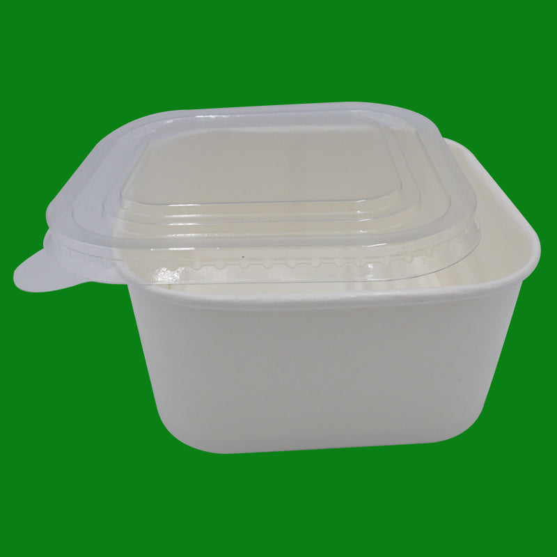 PET Dome Lids to fit 1200ml bowls - GM Packaging UK Ltd