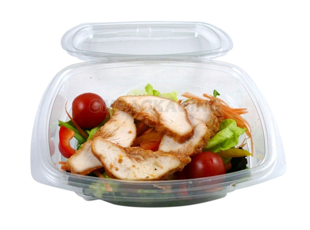 1000cc Oval Fresco Salad Container