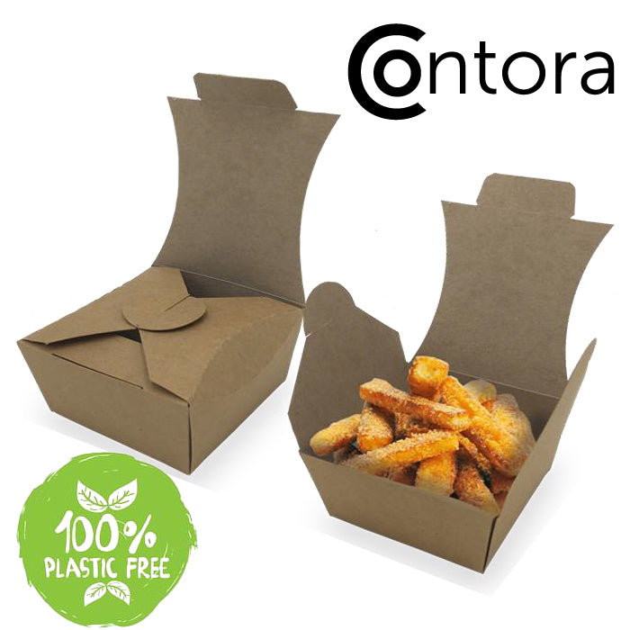 Contora Medium Food Box - GM Packaging (UK) Ltd