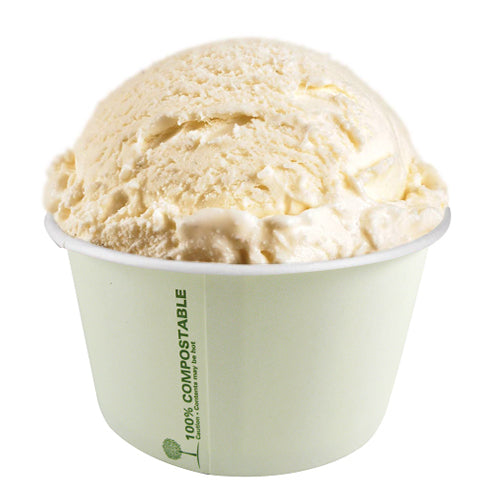 12oz Compostable Soup Cups & Ice Cream Cups