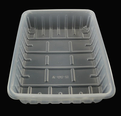 PP Rectangular Meat Trays - GM Packaging (UK) Ltd