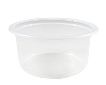 8oz rPET Cold Deli Pot