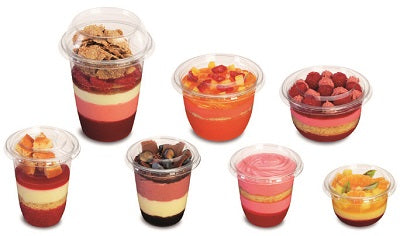 16oz (400ml) Plastic Snacking Pots - GM Packaging (UK) Ltd