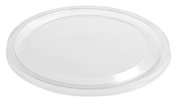 Clear Plastic Lid to fit 8oz Deli Pot